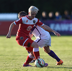 Bristol Academy's Lauren Townsend - Mandatory by-line: Paul Knight/JMP - Mobile: 07966 386802 - 27/08/2015 -  FOOTBALL - Stoke Gifford Stadium - Bristol, England -  Bristol Academy Women v Oxford United Women - FA WSL Continental Tyres Cup