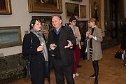 SARA WROBEL; STEPHAN WROBEL, Historical Dances in an  antique setting., Pable Bronstein. Annual Tate Britain Duveens commission.  London. 25 April 2016