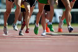 Behind the scenes, , 1500m, T11, 2013 IPC Athletics World Championships, Lyon, France