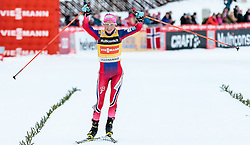 05.12.2015, Nordic Arena, NOR, FIS Weltcup Langlauf, Lillehammer, Damen, im Bild Therese Johaug (NOR) // Therese Johaug of Norway during Ladies Cross Country Competition of FIS Cross Country World Cup at the Nordic Arena, Lillehammer, Norway on 2015/12/05. EXPA Pictures © 2015, PhotoCredit: EXPA/ JFK