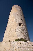 Torre del Serpe è una antica torre di avvistamento e faro nei pressi di Otranto. Si pensa che la struttura originaria risalga addirittura ai tempi dei romani. Venne successivamente ristrutturata da Federico II e oggi ne rimane solo una parte. Deve il suo nome alla leggenda che vuole che vi fosse un serpente che di notte saliva la torre per bere l'olio della lampada tenuta accesa come segnale per le navi in transito. La torre è talmente importante da essere entrata anche nello stemma della città di Otranto.
