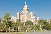 Triumph of Astana Building, Astana, Kazakhstan