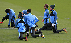 Manchester City Training Session - 31 October 2017