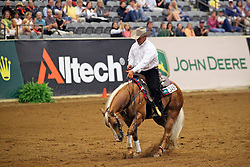Flarida Shawn (USA) and RC Fancy Step had the best result individualy<br /> Alltech FEI World Equestrian Games <br /> Lexington - Kentucky 2010<br /> © Dirk Caremans