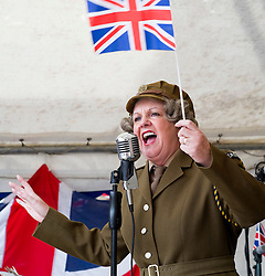 Kelham Island 1940's Wartime Weekend and Vintage Fair<br /> <br />  18 July 2015<br />  Image © Paul David Drabble <br />  www.pauldaviddrabble.co.uk