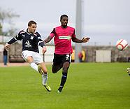 Dundee v Southend United 16.07.11