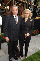 LORD & LADY PALMER at a reception for the Friends of The Castle of Mey held at The Goring Hotel, London on 20th May 2008.<br /><br />NON EXCLUSIVE - WORLD RIGHTS
