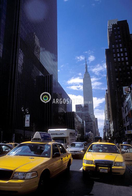 Nova York; NY; EUA; marco,2002.Foto © Jo Romera/Argosfoto..www.argosfoto.com.br.agencia@argosfoto.com.br