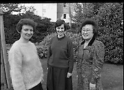 Seapoint Ladies At Korean Ambassadors Residence. (R95)..1989..02.02.1989..2nd February 1989..At the Korean Ambassadors residence in Monkstown, Co Dublin, two ladies from Seapoint attended for a musical morning with the Ambassador's wife, Madam Lee...Pictured after their recital at at the Korean Ambassador's residence were the Ladies from Seapoint and Madam Lee, the wife of the Ambassador.