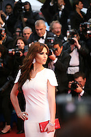 Cheryl Cole attending the gala screening of Amour at the 65th Cannes Film Festival. Sunday 20th May 2012 in Cannes Film Festival, France.