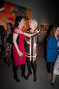 NICKY SHULMAN; LOUISE CHUNN, Can we Still Be Friends- by Alexandra Shulman.- Book launch. Sotheby's. London. 28 March 2012.