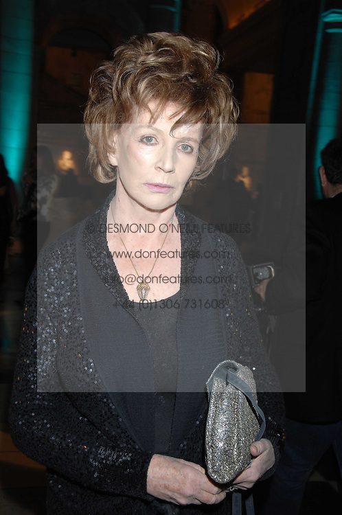 EDNA O'BRIEN at the Orion Publishing Groups Authors party held at the V&amp;A museum, Cromwell Road, London on 15th February 2007.<br />