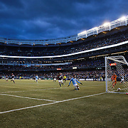 New York City FC First home game at Yankee Stadium.