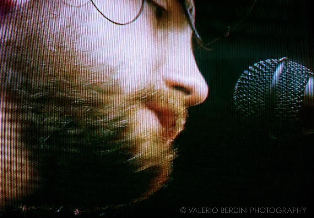 Glastonbury Festival on the BBC. Gaslight Anthem