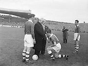 All Ireland Senior Football Championship Final, Louth v Cork .22.09.1957, 09.22.1957, 22st September 1957, .Louth 1-09 Cork 1-07, ..22091957AISFCF,.