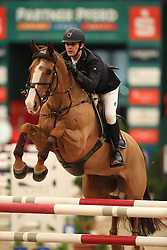 Twomey Billy, (IRL), Tinka's Serenade<br /> Longines FEI World Cup presented by Sparkasse<br /> Sparkasen Cup-Grand Prix of Leipzig<br /> CSIO Leipzig 2016<br /> © Hippo Foto - Stefan Lafrentz