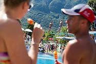 Audience<br /> Bolzano, Italy <br /> 22nd FINA Diving Grand Prix 2016 Trofeo Unipol<br /> Diving<br /> Men's 3m synchronised springboard final <br /> Day 03 17-07-2016<br /> Photo Giorgio Perottino/Deepbluemedia/Insidefoto
