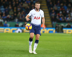 December 8, 2018 - Leicester, England, United Kingdom - Leicester, December 08, 2018.Tottenham Hotspur's Eric Dier.during the English Premier League match between Leicester City and Tottenham Hotspur at the King Power Stadium in Leicester, Britain, 8 December 2018  (Credit Image: © Action Foto Sport/NurPhoto via ZUMA Press)