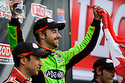 March 20-23, 2013 - St. Petersburg Grand Prix. James Hinchcliffe gets his first Indycar win.