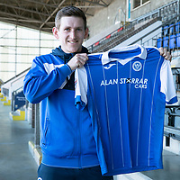 St Johnstone Players Sponsors Night…10.05.18<br />Blair Alston<br />Picture by Graeme Hart.<br />Copyright Perthshire Picture Agency<br />Tel: 01738 623350  Mobile: 07990 594431