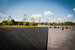 Flight 93, 9/11 memorial Shanksville, PA.
