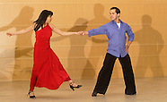 2011 - Maha Kashani rehearses for Dancing with the Dayton Stars