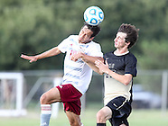 OC Men's Soccer vs Harding University - 9/20/2014