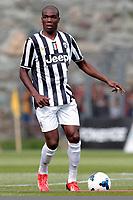 Angelo Ogbonna Juventus, Saint Vincent 17/7/2013 <br /> Partita amichevole Juventus vs Dilettanti Valdostani<br /> Football Calcio 2013/2014 Serie A<br /> Foto Marco Bertorello Insidefoto