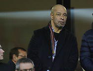 Paul McGrath pictured before the International Friendly match at the Aviva Stadium, Dublin<br /> Picture by Lorraine O'Sullivan/Focus Images Ltd +353 872341584<br /> 28/03/2017