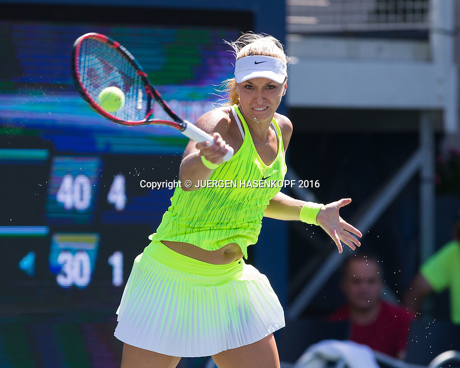 SABINE LISICKI (GER)<br /> <br /> Tennis - US Open 2016 - Grand Slam ITF / ATP / WTA -  Flushing Meadows - New York - New York - USA  - 29 August 2016.