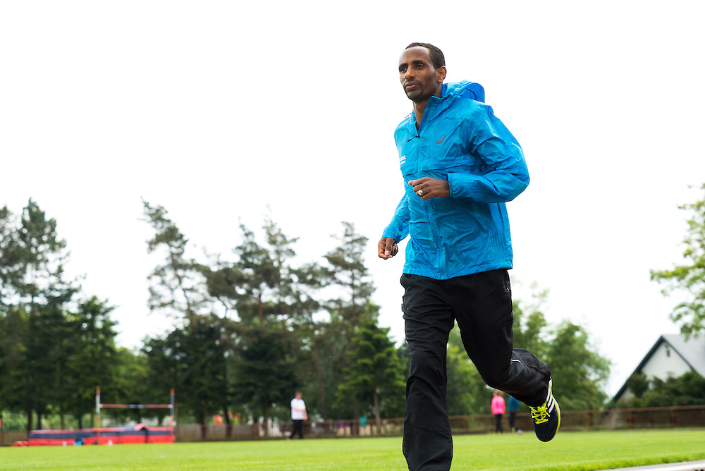 Ethiopian refugee, Yonas Kinde, selected for Refugee Olympic Team for Olympic Games Rio 2016