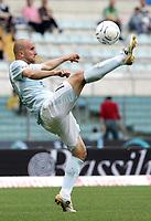 Fotball<br /> Italia Serie A<br /> Foto: Inside/Digitalsport<br /> NORWAY ONLY<br /> <br /> Tommaso Rocchi (Lazio) <br /> <br /> 6 May 2007 (Match Day 35)<br /> <br /> Lazio v Livorno (1-0)