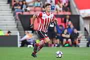 Thomas O'Connor of Southampton U23's during the Under 23 Premier League 2 match between Southampton and Manchester United at St Mary's Stadium, Southampton, England on 22 August 2016. Photo by Phil Duncan.