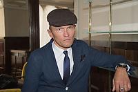 Sylvain Tesson Laurèat du Prix Renaudot 2019 Prix Renaudot 2019 Restaurant Drouant Lundi 4 Novembre 2019 Paris