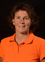 25-06-2013 VOLLEYBAL: NEDERLANDS VROUWEN VOLLEYBALTEAM: ARNHEM<br /> Selectie Oranje vrouwen seizoen 2013-2014 / Miriam van den Elshout<br /> &copy;2013-FotoHoogendoorn.nl