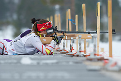 HUDAK Brittany, CAN, Short Distance Biathlon, 2015 IPC Nordic and Biathlon World Cup Finals, Surnadal, Norway