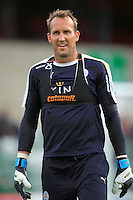 Goalkeeper Mark Schwarzer, Leicester City.