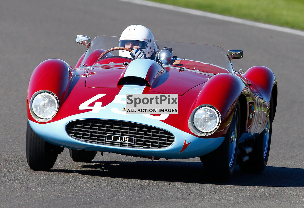 GOODWOOD REVIVAL..... Jason Yates competing in the Lavant Cup ..(c) STEPHEN LAWSON | SportPix.org.uk