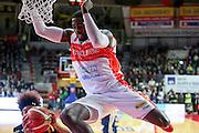 Basket pallacanestro campionato 2016 2017<br /> Pala2a <br /> Varese Openjobmetis vs Manital Torino : 001 ODERAH ANOSIKE