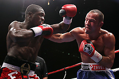September 3, 2011: Andre Berto vs Jan Zaveck
