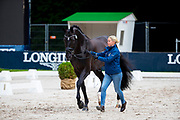 Therese Nilshagen - Dante Weltino Old<br /> FEI European Championships 2019<br /> © DigiShots