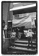 Anti-Apartheid Demo, The Bearpit, Bristol, 1985