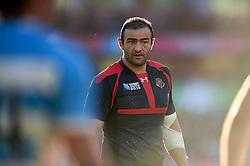Mamuka Gorgodze of Georgia - Mandatory byline: Patrick Khachfe/JMP - 07966 386802 - 25/09/2015 - RUGBY UNION - Kingsholm Stadium - Gloucester, England - Argentina v Georgia - Rugby World Cup 2015 Pool C.