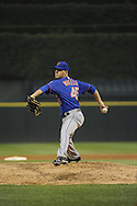 CHICAGO - JUNE 25:  Zach Wheeler #45 of the New York Mets pitches against the Chicago White Sox on June 25, 2013 at U.S. Cellular Field in Chicago, Illinois.  The White Sox defeated the Mets 5-4.  (Photo by Ron Vesely)    Subject:  Zach Wheeler