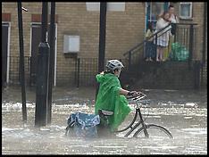 SEP 19 2014 Floods in East London