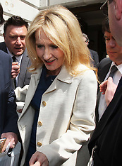 JK Rowling receives Freedom of The City of London