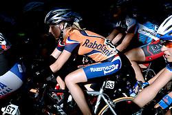 29-08-2005 WIELRENNEN: HOLLAND LADIES TOUR 2005: SCHEVENINGEN<br /> VAN VEEN, Suzanne<br /> &copy;2005-WWW.FOTOHOOGENDOORN.NL