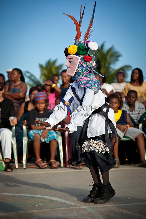 Scenes from the first Garifuna Jankunu Festival in Dangriga, Belize