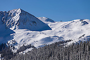 Arapaho Basin Ski Area, Colorado