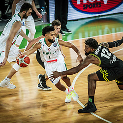 20181113: SLO, Basketball - FIBA Champions League 2018/19, KK Petrol Olimpija vs Medi Bayreuth